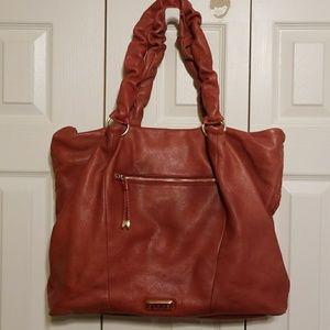 Isabella Fiore Handbag (rust color bag)